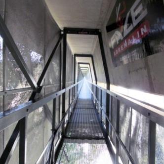 cage bridge