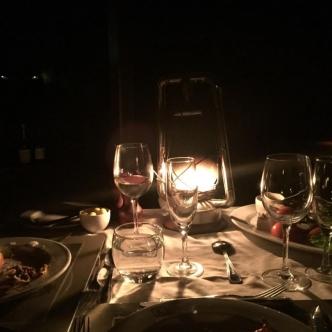 Night dinner