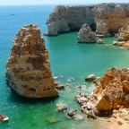 Love Affair with Portugal ! First Stop – THE ALGARVE (Lagos & Albufeira)
