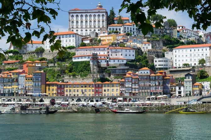 Porto Cityscape photo